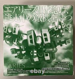 Bandai Robot Spirits Damashii Mobile Suit Gundam Noin Aries OZ Action Figure