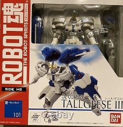 Bandai Robot Spirits Damashii Mobile Suit Gundam Tallgeese III 3 Action Figure