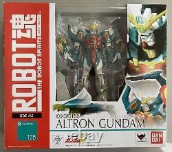 Bandai Robot Spirits Damashii Mobile Suit Gundam Wing Altron Action Figure