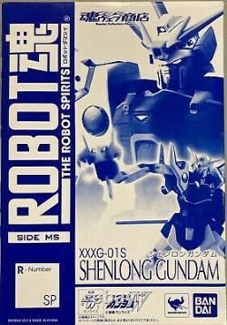 Bandai Robot Spirits Damashii Mobile Suit Gundam Wing Shenlong Action Figure