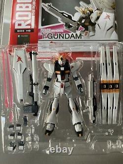 Bandai Robot Spirits Damashii RX-93 V Nu Gundam Bazooka Action Figure