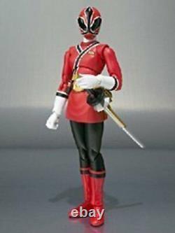 Bandai S. H. Figuarts Samurai Sentai Shinkenger SHINKEN RED KAORU SHIBA F/S wTrack