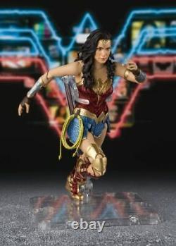 Bandai S. H. Figuarts Wonder Woman 1984 Action Figure