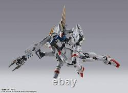 Bandai Tamashii Nations Gundam F91 Chronicle White Ver Metal Build Action Figure