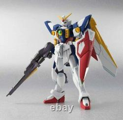 Bandai Tamashii Nations ROBOT SPIRITS Side MS WING GUNDAM Action Figure used