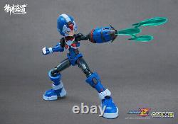 CAPCOM Rockman MEGAMAN ZERO COPY-X Action Figure Assembly Model Toy H165mm