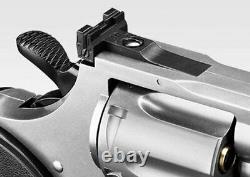 Colt Python 357 Magnum 6 inch Silver Model Air Hop Hand Gun Tokyo Marui Japan