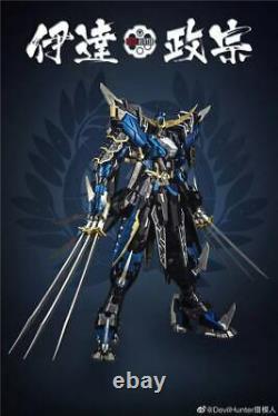 Devil Hunter DH-01 1/100 Date Masamune Gundam Metal Build in stock