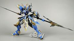 Finished Alloy Model ZHAO YUN Gundam Action Figure Kit Anime Collectible Toy New