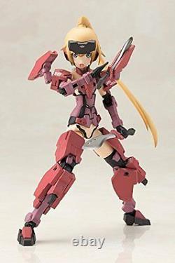 Frame Arms Girl Jinrai NON scale plastic model by Kotobukiya