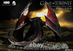 GAME of THRONES Daenerys Targaryen & Drogon Dragon 1/6 Figure Threezero Sideshow