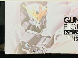 GUNDAM FIX FIGURATION METAL COMPOSITE Wing Gundam Snow White Prelude Japan ver