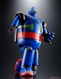 GX-24R Tetsujin Super Robot 28-go Soul of Chogokin Bandai Tamashii Light & Sound