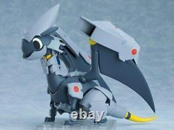 Good Smile Company Masotan Dragon Pilot Hitsone and Masotan Nendoroid More