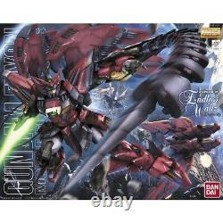 Gundam Epyon Bandai Hobby MG Master Grade Endless Waltz Model Kit Figure