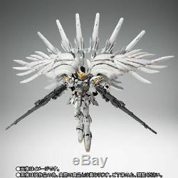 Gundam FIX FIGURATION METAL COMPOSITE Wing Gundam Snow White Prelude