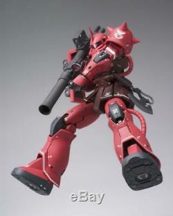 Gundam Fix Figuration Metal Composite Char's Zaku II (IN STOCK USA)