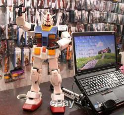 Gundam Jumbo Grade RX-78-2 Gundam Big Scale PVC Action Figure New No Box 50cm