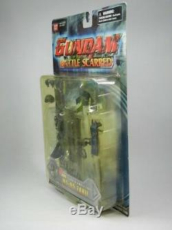 Gundam MSIA The 08 MS Team BATTLE SCARRED MS-05 ZAKU Action Figure BANDAI