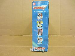 Gundam Wing 12in Deluxe Mobile Suit mode to Bird Mode Ban dai Action Figure MISB