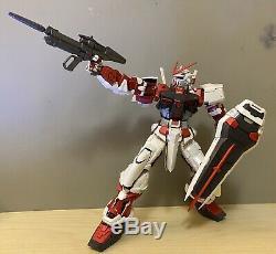 HUGE Built & Painted 12 GUNDAM ASTRAY Perfect Grade Action Figure Model Kit PG