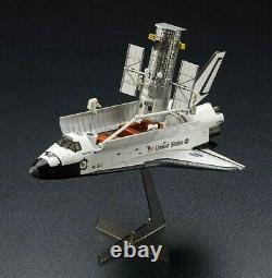 Hasegawa 1/200 Hubble Space Telescope & Shuttle Orbiter withAstronaut Model Kit