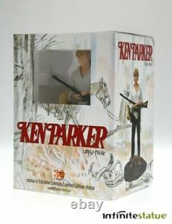 Ken Parker Berdardi & Milazzo Limited Edition Statua INFINITE STATUE