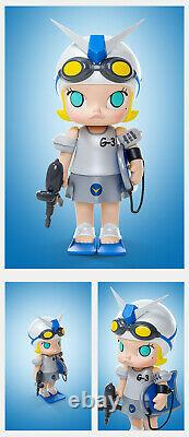 Kennyswork Molly G-3 Gundam 2020 pop mart 6.8inch design toy figurine