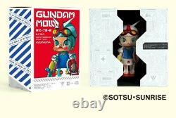 Kennyswork Molly Gundam 2020 pop mart 6.8inch design toy figurine