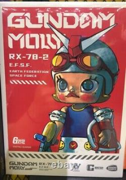Kennyswork x GUNDAM MOLLY RX-78-2 EFSF Figure 17.5cm