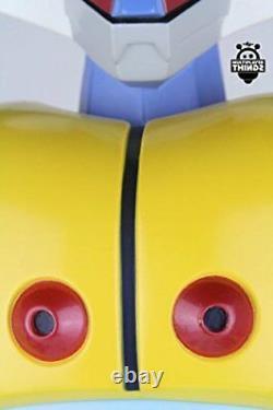 Kotetsu Jeeg Robot D'Acciaio Anime Color Version JUMBO Figure 60 cm. MULTIPLAYER