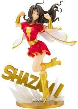 Kotobukiya DC Comics Shazam Family Mary Bishoujo 1/7 Scale Figure Statue USA