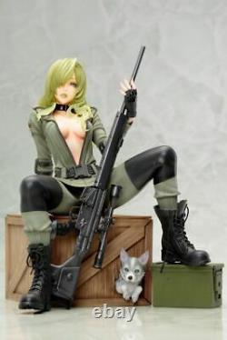Kotobukiya Metal Gear Solid Sniper Wolf Bishoujo Figure Statue