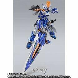 METAL BUILD Gundam Astray Blue Frame Second Rebuy Mobile Suit Gundam SEED VS