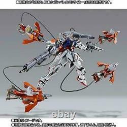 METAL BUILD Gundam SEED GUNBARREL STRIKER for AILE STRIKE GUNDAM Figure