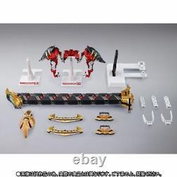 METAL BUILD Powered Red & 150 Gerbera Straight Power Option Set Mobile