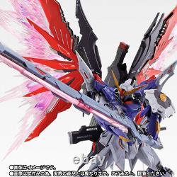 METAL BUILD Strike Freedom Gundam SEED DESTINY SOUL RED Ver. Action Figure