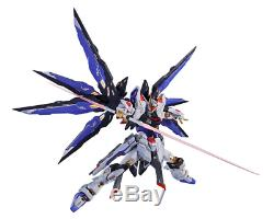 METAL BUILD Strike Freedom Gundam SOUL BLUE Ver. Action Figure limited Edition