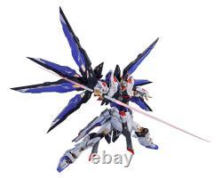 METAL BUILD Strike Freedom Gundam SOUL BLUE Ver. Action Figure limited Edition