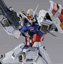 METAL BUILD Strike Gundam Mobile Suit Gundam SEED Action Figure From Japan