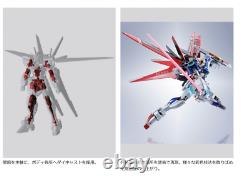 METAL ROBOT SPIRITS Gundam SEED DESTINY Force Impulse 140mm action Figure BANDAI