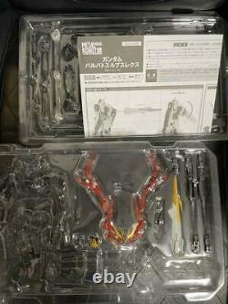 METAL ROBOT SPIRITS Gundam Soul Barbatos Lupus Rex Japan BANDAI