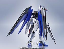METAL ROBOT SPIRITS SIDE MS FREEDOM GUNDAM ZGMF-X10A PREMIUM Bandai JP