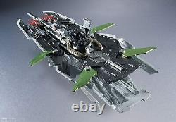 METAL STRUCTURE Dismantle Takumi Char's Counterattack Char RX-93 Gundam