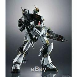 METAL STRUCTURE KAITAI-SHOU-KI Char\'s Counterattack RX-93 v Gundam