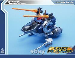 MFT Transformers Lost Planet DA06 V2 Variety Gundam Cosmic Super Equipment Toy