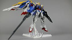 MJH 1/100 HIRM Wing Gundam EW Action Figure Assemble Model Kit Toy Collectible