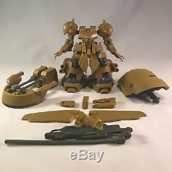 MSIA Gundam 0083 Xamel 100% Complete Bandai Figure lot