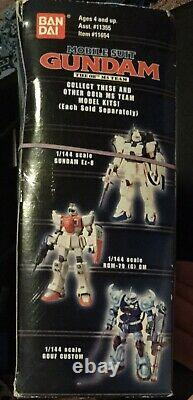 MSIA The 08 MS Team Gouf Custom & Dodai Deluxe edition Figure BANDAI Gundam