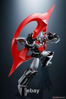 Mazinga 0 Super Robot Chogokin Mazinger Zero Bandai Tamashii SRC Die Cast Figure